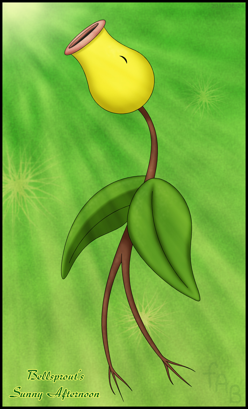 Bellsprout - Pokemon Red, Blue and Yellow Wiki Guide - IGN